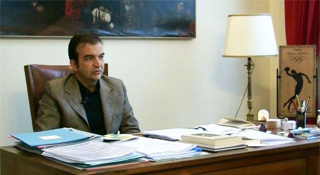 Mario Occhiuto, sindaco di Cosenza