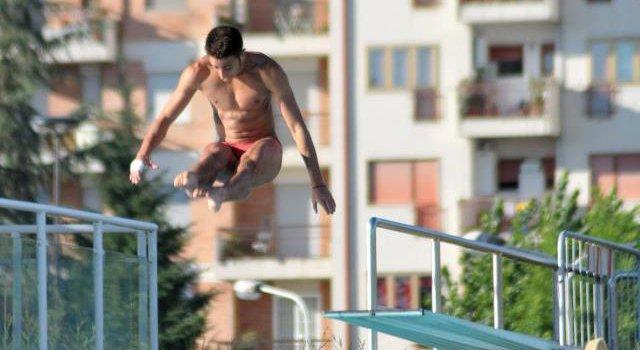 Tris di Tocci ai Campionati Europei: è ancora un ragazzo… d'oro
