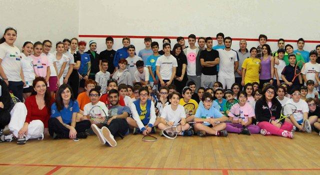 Squash, a Rende il torneo nazionale Juniores