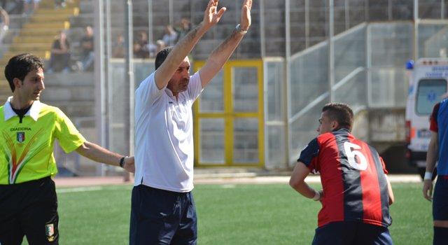 gagliardi a torre annunziata dopo quinto gol savoia