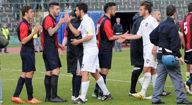 Cavese-Cosenza:  le pagelle