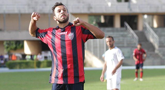 De Angelis è il bomber di Coppa. Dal dischetto stende la Salernitana (1-0)