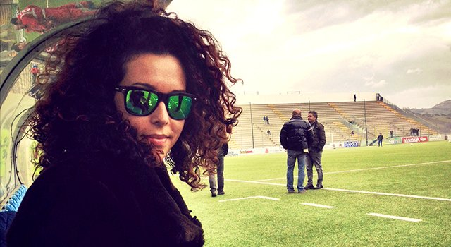 """Elena Pianigiani, quando il calcio è donna. """"Ma non chiamatemi Barbara…"""""""