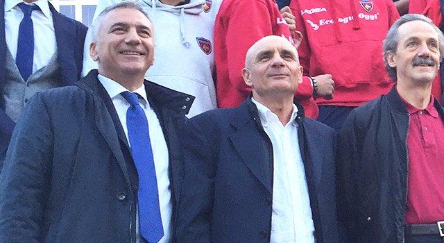 """Roselli: """"Cosenza, devi migliorarti"""". E Meluso ammette: """"Faremo qualcosa in avanti"""""""