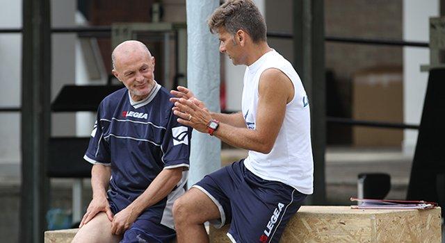 Pino Suriano dal Cosenza al Milan. E' nello staff dei fisioterapisti rossoneri