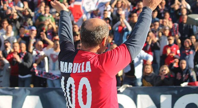 Addio a Gigi Marulla, il Cosenza sospende l'attività sportiva