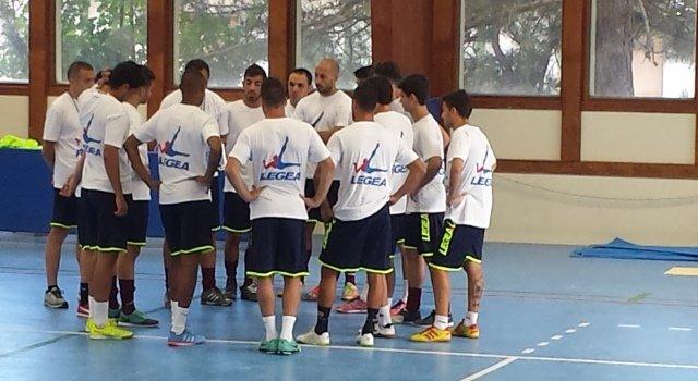 San Vincenzo Cosenza Futsal: primo giorno di ritiro in Sila con doppia seduta