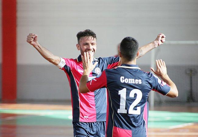 Vittoria storica per il San Vincenzo Cosenza nell'esordio in Serie A
