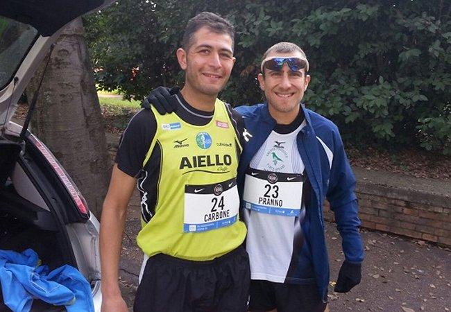 Aldo Carbone tiene alta la bandiera del Cosenza K42 a Roma