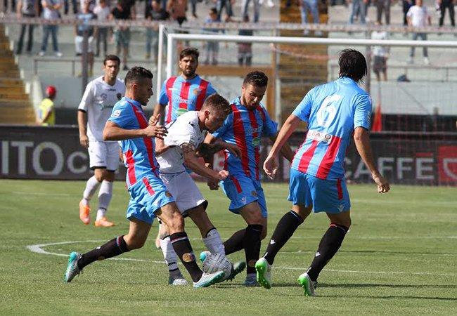Cosenza-Catania: l'avversario