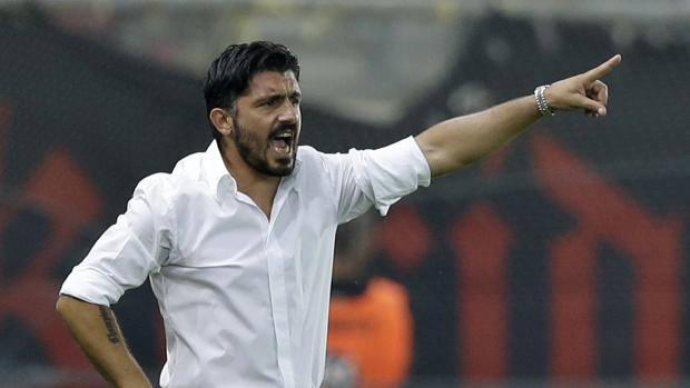 Gennaro Gattuso - Allenatore del Milan