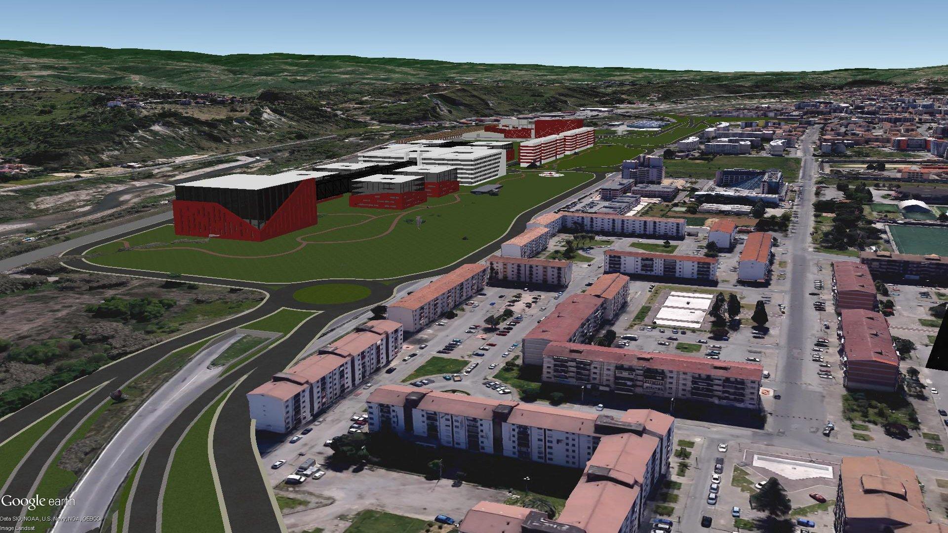 «Gli inutili diverbi sul luogo in cui dovrà nascere il nuovo ospedale di Cosenza»