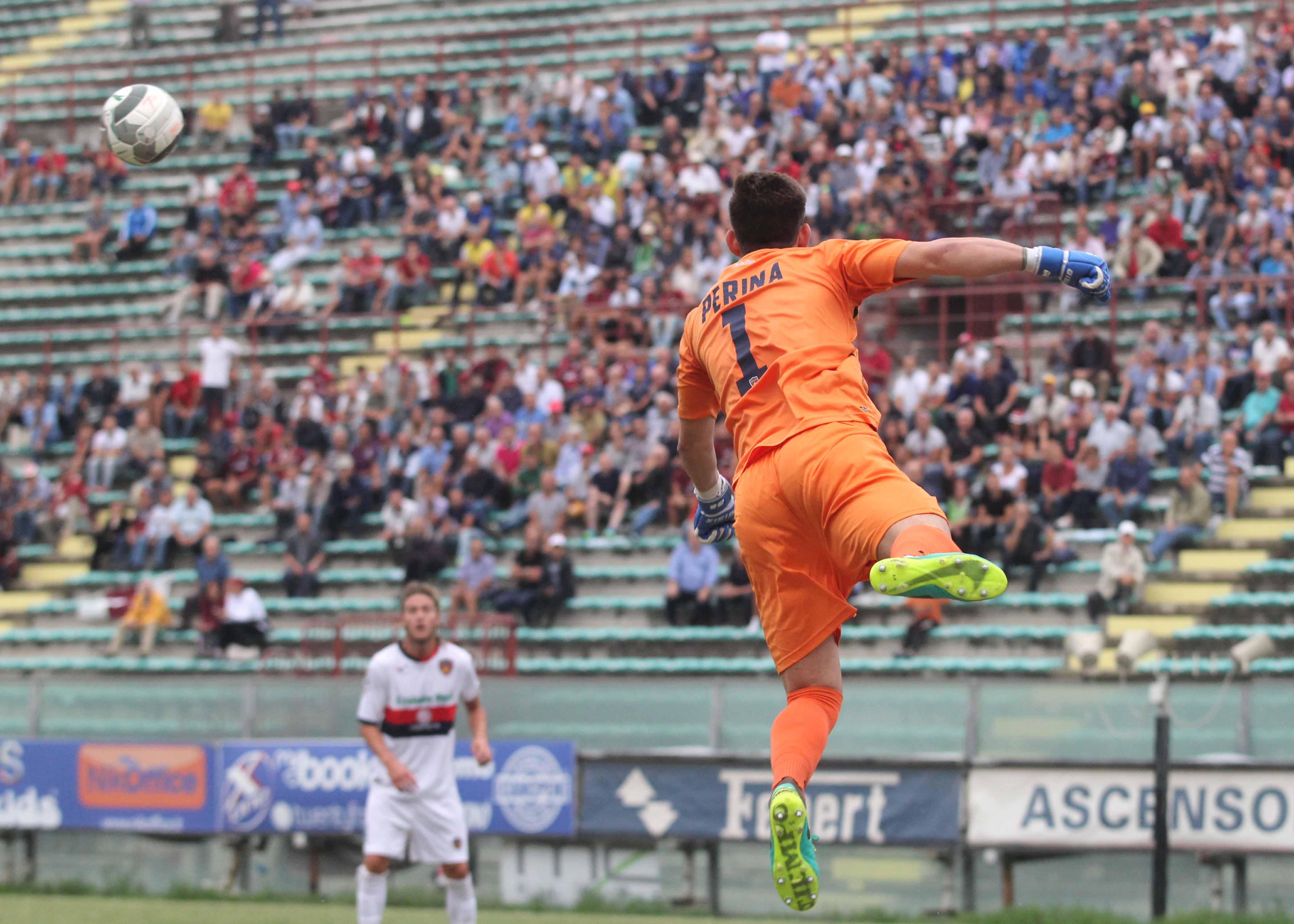 In Lega Pro Cosenza come Alessandria e Venezia. E Perina vuole superare i suoi record