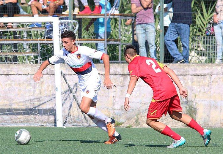 Berretti, non basta Collocolo a battere il Catanzaro (1-1)