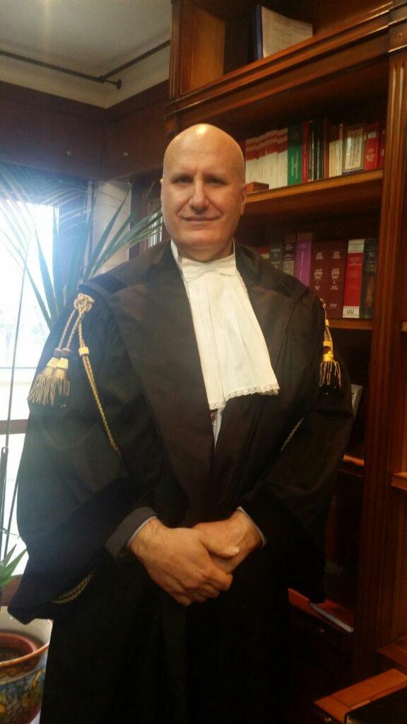 L'avvocato Ettore Zagarese
