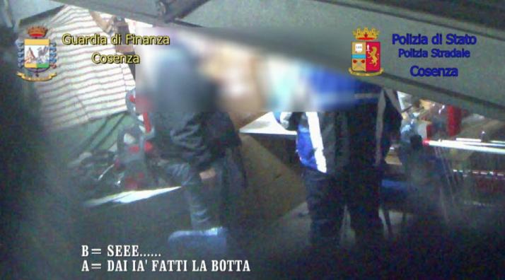 auto, droga, usura e estorsione: i nomi degli arrestati