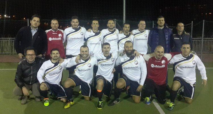 Csi, pari e spettacolo tra San Francesco e Atletico Futsal