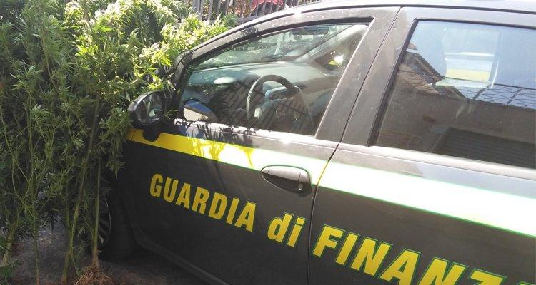 Spettacolare inseguimento della Finanza: due arresti a Rossano