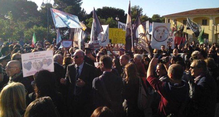 Sangineto, nutrita la partecipazione alla manifestazione per Angelo
