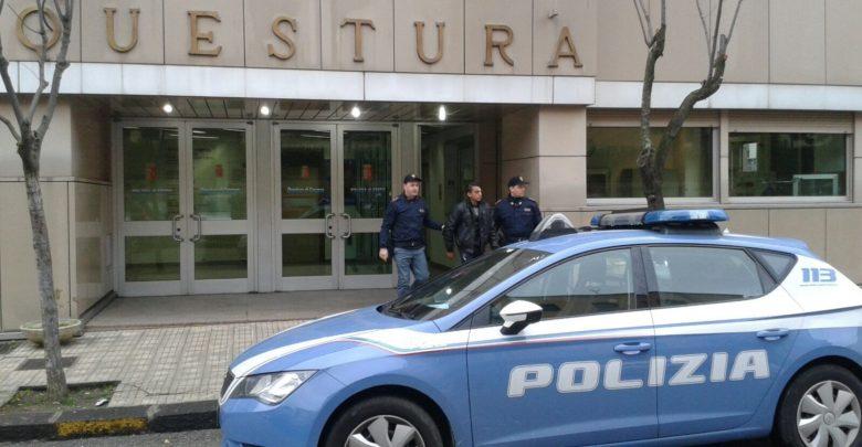 arresto polizia cosenza