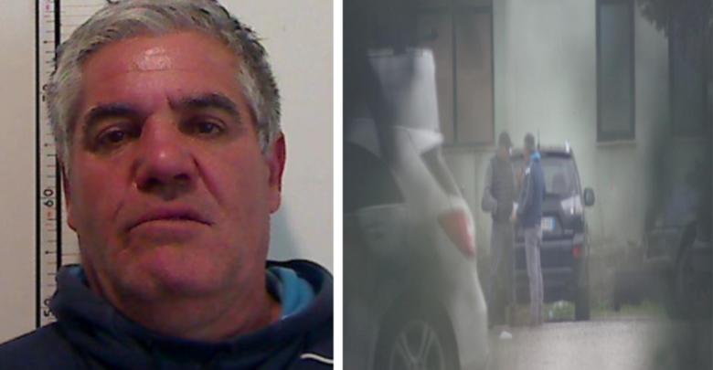 Ernesto Oliva arrestato