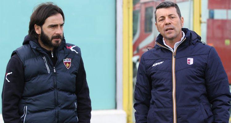 De Angelis: «Praticò taglia i baffi se vince a Cosenza? Che si cresca la barba!»