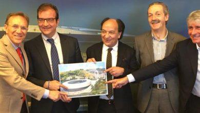 Photo of Cosenza, il nuovo stadio si fa davvero. Guarascio e Occhiuto a Roma