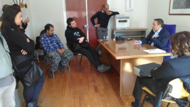"""Photo of L'assessore Caruso incontra una delegazione del comitato """"Prendocasa"""""""