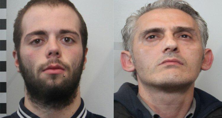 La Polizia sventa un tentativo di furto. Due uomini ai domiciliari