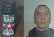 Photo of Clamoroso: ha con sé un'arma chimica da guerra. Arrestato un giovane