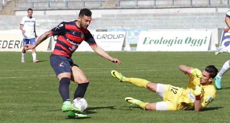 Cosenza-Fidelis Andria 2-1: le azioni salienti di Sportube