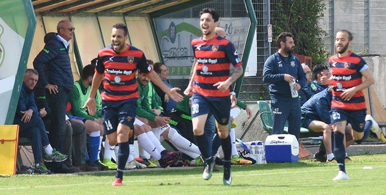 Caturano-Mazzeo, continua il duello. Classifica marcatori dopo la 33° giornata