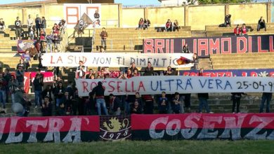 Photo of Cosenza-Akragas: la fotogallery