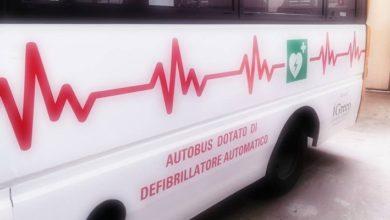 Photo of Da lunedì a Cosenza arriva la Circolare Bianca, autobus con defibrillatore
