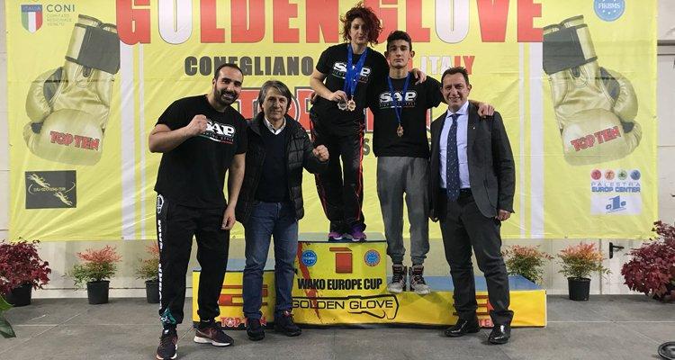 Cobra Team Cosenza, sul podio anche a Treviso