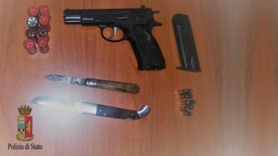 Photo of Custodiva una pistola clandestina nel suo magazzino, arresto convalidato per un 21enne cosentino