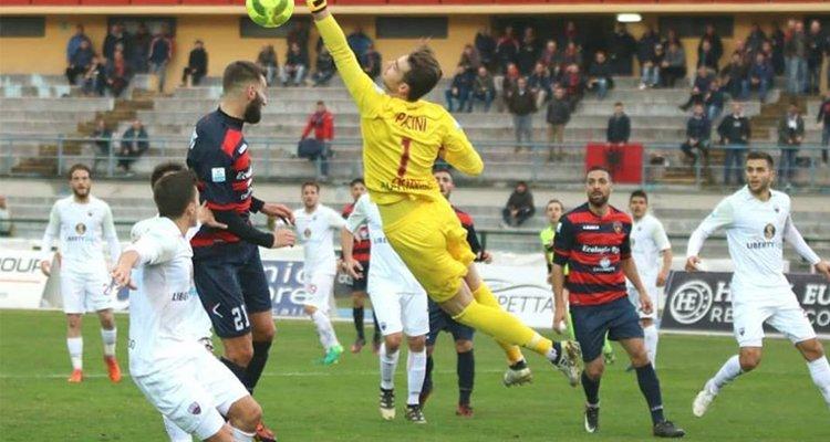 Calamai porta il Cosenza ai quarti. Trapani respinto dopo un match al cardiopalmo (1-0)