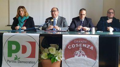 Photo of Guccione, affondo su Occhiuto: «Realizza le opere di Mancini. Psc è nullo»