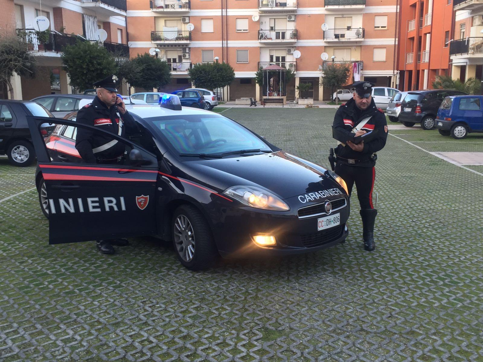 Rossano, perquisizioni nelle case popolari: arresti e denunce