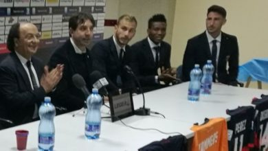 Photo of Okereke strappa sorrisi. Perez: «Ho le sensazioni giuste»
