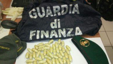 Photo of Da Cosenza a Forlì con 55 ovuli di eroina: pakistano arrestato dalla Finanza