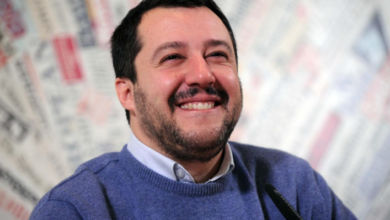 Photo of Salvini indagato per i voli di stato dalla Procura di Roma
