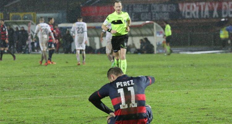 Perez, un gol come Mendicino a Monza. Braglia però si aspetta la svolta