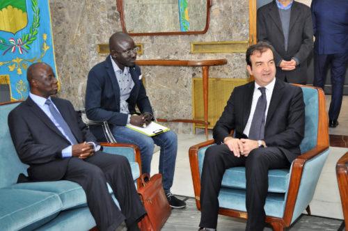ambasciatore Senegal a Cosenza