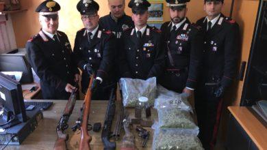 Photo of Roggiano Gravina, maxi sequestro di armi e droga: arrestato un pregiudicato