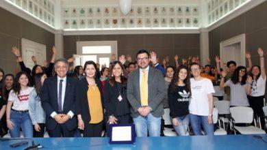 Photo of «I ragazzi del Liceo Telesio, orgoglio della provincia di Cosenza»