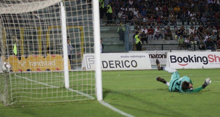 Cosenza-Sambenedettese 2-1: il video dei gol di Sportube
