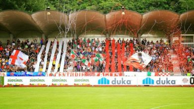 Photo of E' il SudTirol la prima semifinalista: Viterbese ko 2-0. Ora Cosenza o Samb