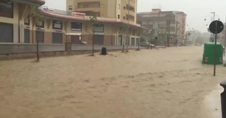 alluvione Corigliano Rossano