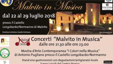 Photo of Malvito, ecco il programma completo del primo festival di musica classica
